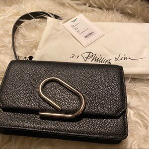 Excellent Condition Philip Lim Alix handbag black